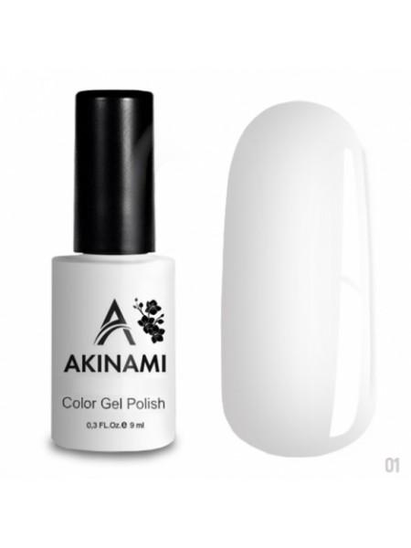 Гель-лак Akinami 001