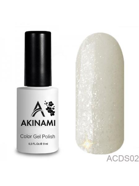 "Akinami Гель-лак ""Delicate Silk"" №02"