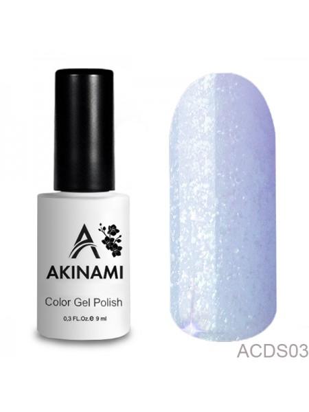 "Akinami Гель-лак ""Delicate Silk"" №03"