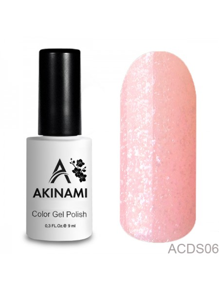 "Akinami Гель-лак ""Delicate Silk"" №06"
