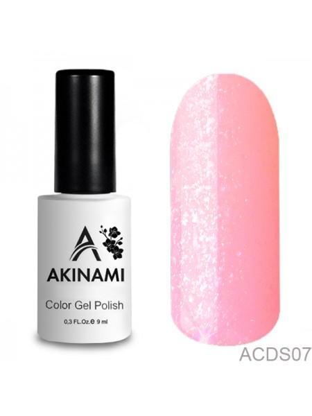 "Akinami Гель-лак ""Delicate Silk"" №07"