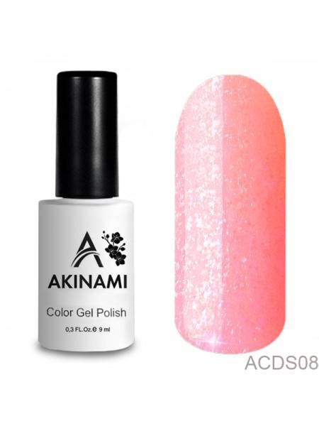 "Akinami Гель-лак ""Delicate Silk"" №08"