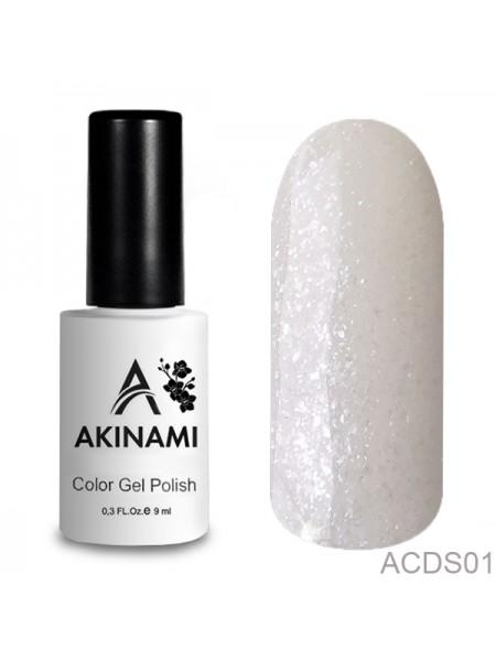 "Akinami Гель-лак ""Delicate Silk"" №01"