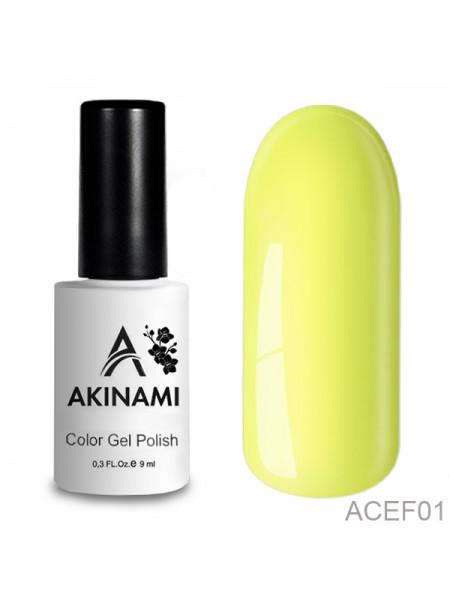 """Akinami Гель-лак """"Exotic Fruit"""" №01"""