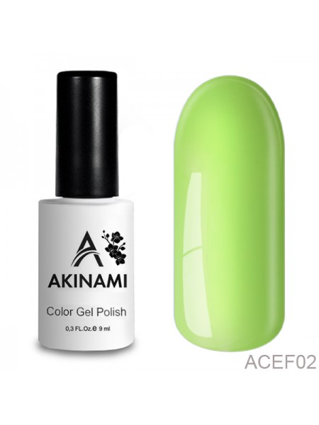 """Akinami Гель-лак """"Exotic Fruit"""" №02"""