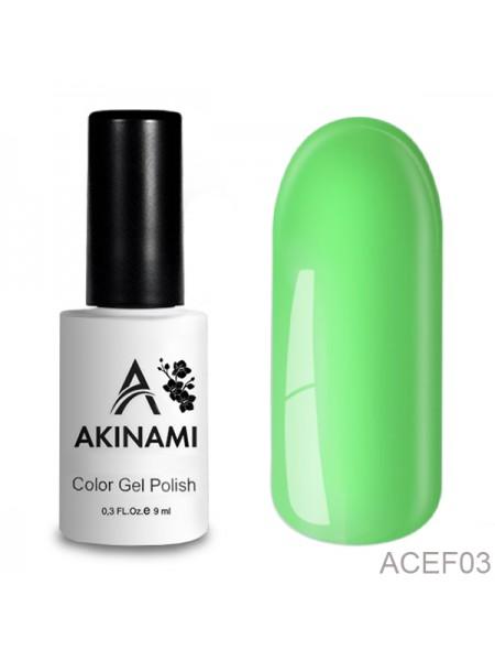 """Akinami Гель-лак """"Exotic Fruit"""" №03"""