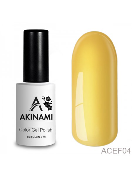 """Akinami Гель-лак """"Exotic Fruit"""" №04"""