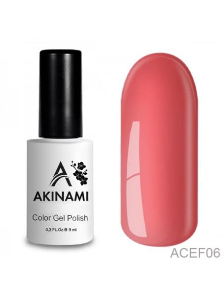 """Akinami Гель-лак """"Exotic Fruit"""" №06"""