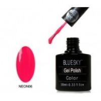Bluesky Гель-Лак цветной N 06 10 мл  NEON