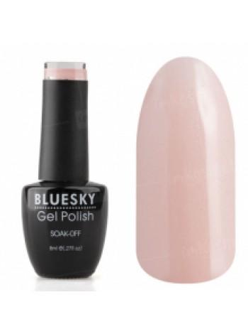 Bluesky RUBBER BASEP Cover PINK / КАУЧУКОВАЯ NEW 022 8 мл