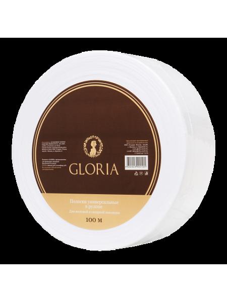 Бумажные полоски GLORIA универсальные в рулоне
