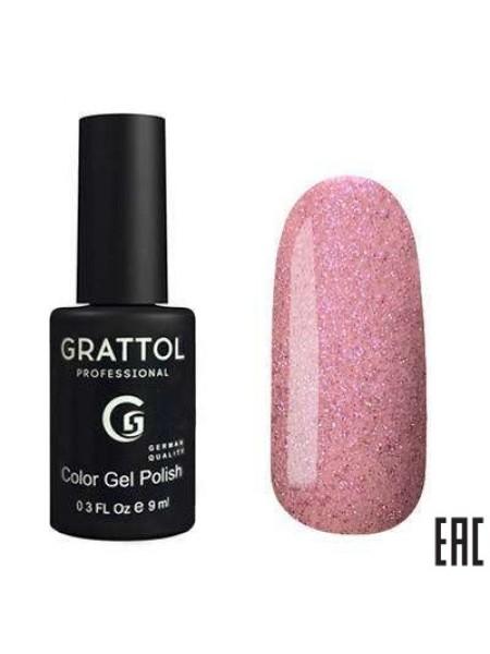 Grattol Color Gel Polish Гель-лак Luxury Stones Agate№01