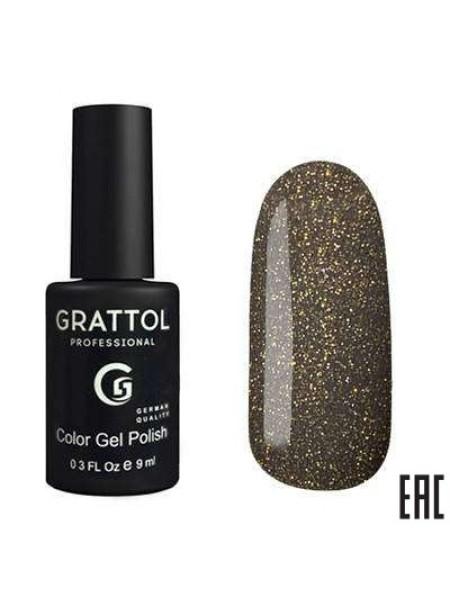 Grattol Color Gel Polish Гель-лак Luxury Stones Agate №05