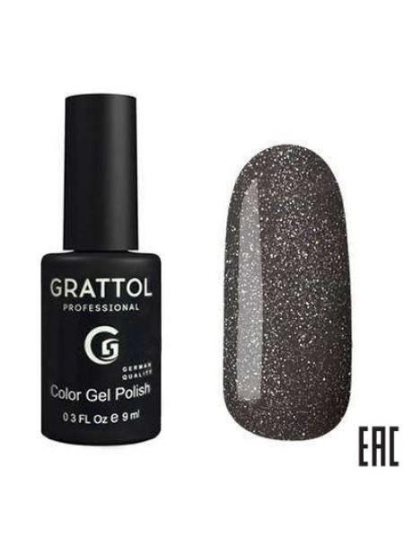 Grattol Color Gel Polish Гель-лак Luxury Stones Agate №06