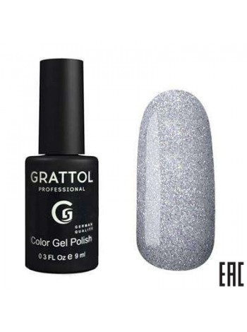 Grattol Color Gel Polish Гель-лак Luxury Stones Agate №07