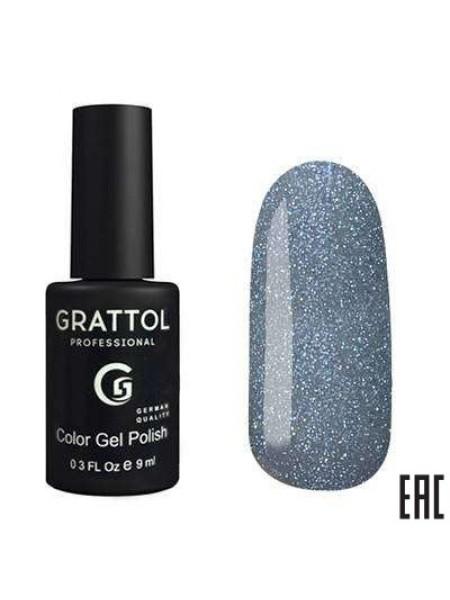 Grattol Color Gel Polish Гель-лак Luxury Stones Agate №08