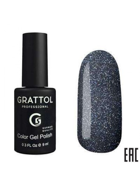 Grattol Color Gel Polish Гель-лак Luxury Stones Agate №09