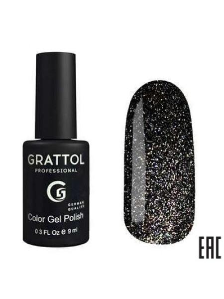 Grattol Color Gel Polish Гель-лак Luxury Stones Agate №10