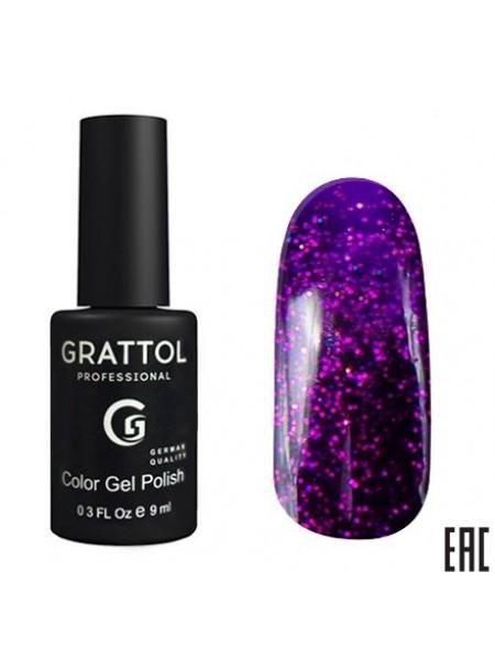 Grattol Color Gel Polish Гель-лак Luxury Stones Amethyst №03