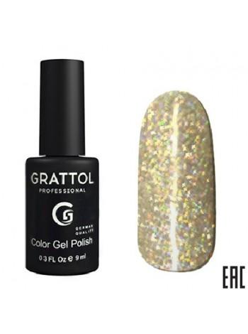 Grattol Color Gel Polish Гель-лак Luxury Stones Diamond №01