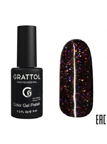 Grattol Color Gel Polish Гель-лак Luxury Stones Diamond №04