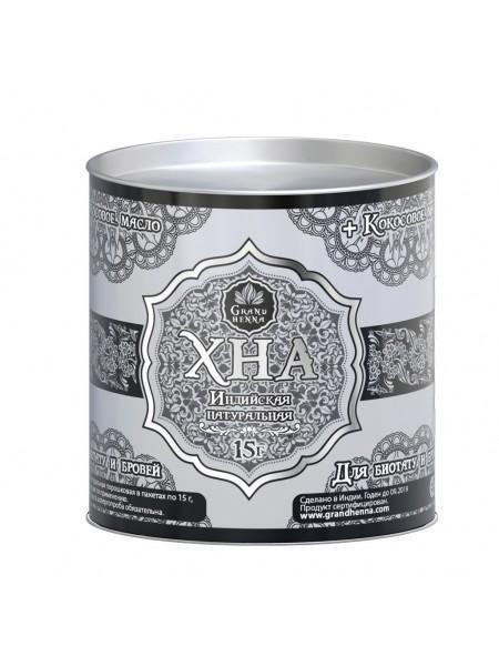 Хна для биотату и бровей Viva Henna (15 гр, черная)