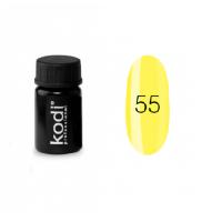 Kodi Гель-Краска №055 4 мл