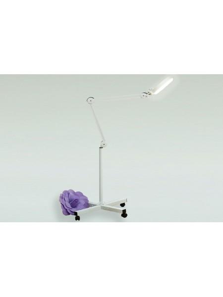 Лампа-лупа напольная( LED ) LED К-1