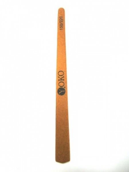 Yoko SF 070-Р Пилка на деревянной основе  150/220  Конус Кор