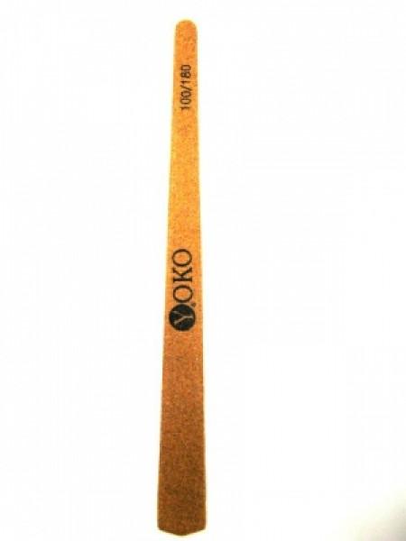 Yoko SF 071-Р Пилка на деревянной основе 100/180
