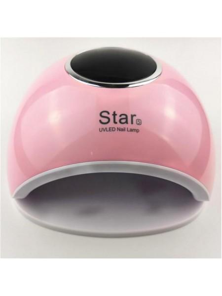 Star Лампа 5 Розовая 48 вт