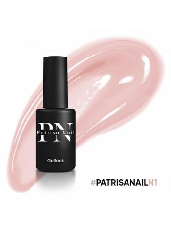PN Гель-лак каучуковый камуфлирующий Dream Pink №N1, 8 мл