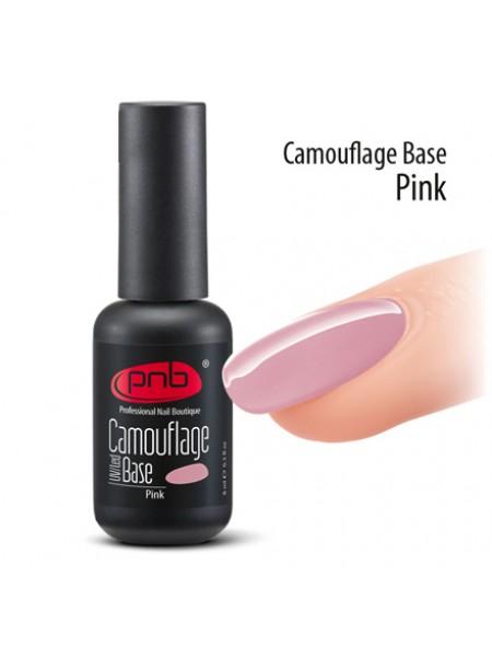 PNB, База Camouflage, Pink, 8 мл