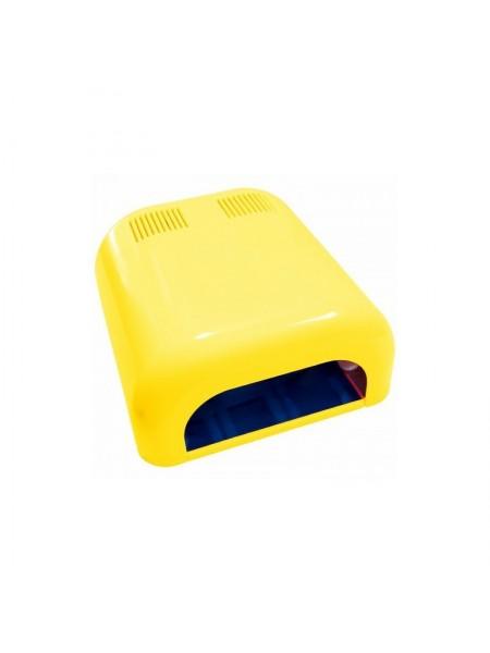 УФ-Лампа 36 W WHite \ Желтая  ZH-230