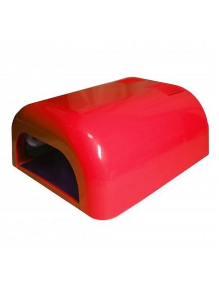 УФ-Лампа 36 W WHite \ Красная  ZH-230
