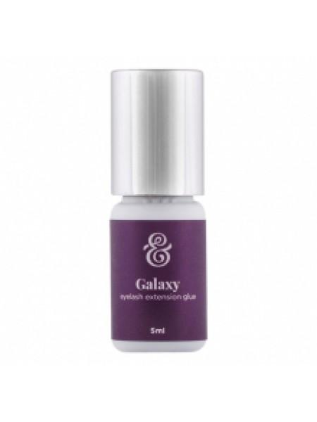 """Клей для наращивания ресниц Чёрный """"GALAXY"""" Enigma №LG000019  5 ml"""