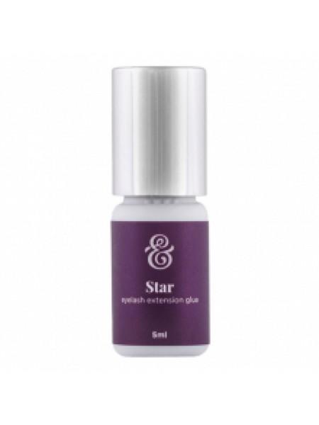 """Клей для наращивания ресниц Чёрный """"STAR"""" Enigma №LG000020  5 ml"""