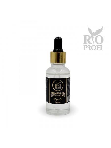 Rio Profi, Питательное масло для кутикулы Яблоко, 30 мл