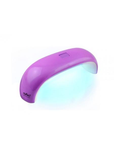 LED лампа  9 Вт (фиолетовая)