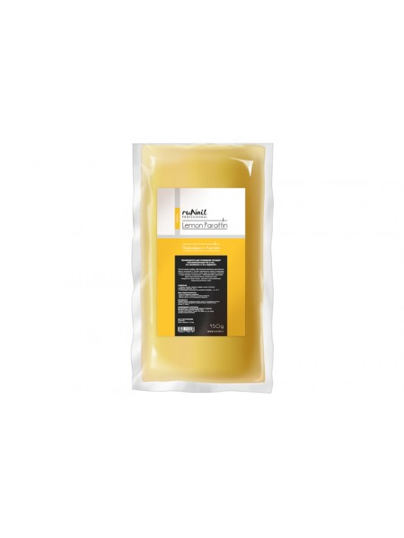 Парафин, аромат: «ароматный лимон», 450 г