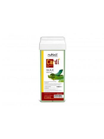 Воск для депиляции Cardi (аромат: Алоэ Вера), 100 мл