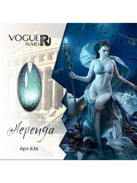 Vogue nails гель-лак Кошачий глаз 9D Нереида