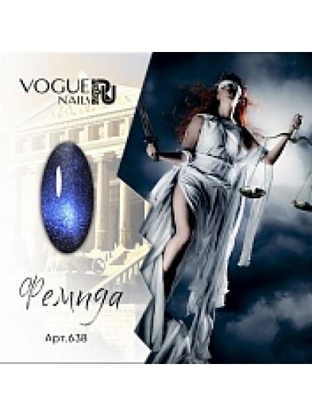 Vogue nails гель-лак Кошачий глаз 9D Фемида