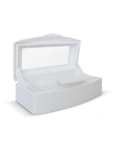 Пластиковый контейнер для стерилизации TNL прозрачная крышка