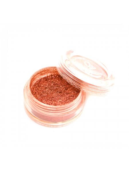 Пыль мерцающая мелкодисперсная №10 (карминовая)