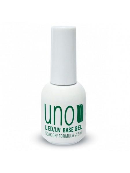 """Базовое покрытие для гель-лака """"Uno"""", 12 мл."""