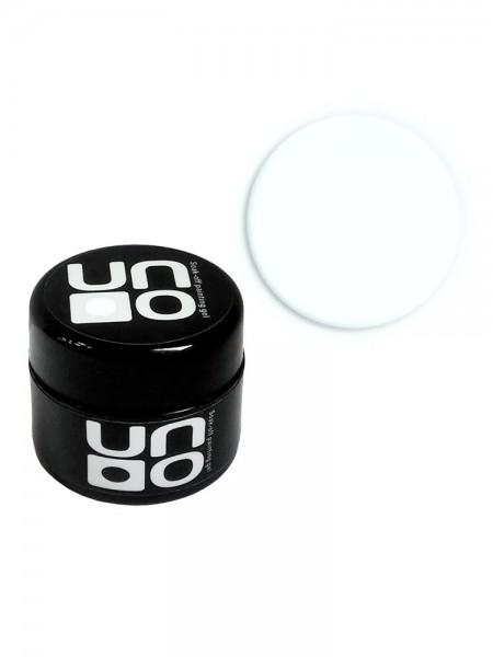 Гель-краска «UNO» — 001 White — белая, 5 гр.