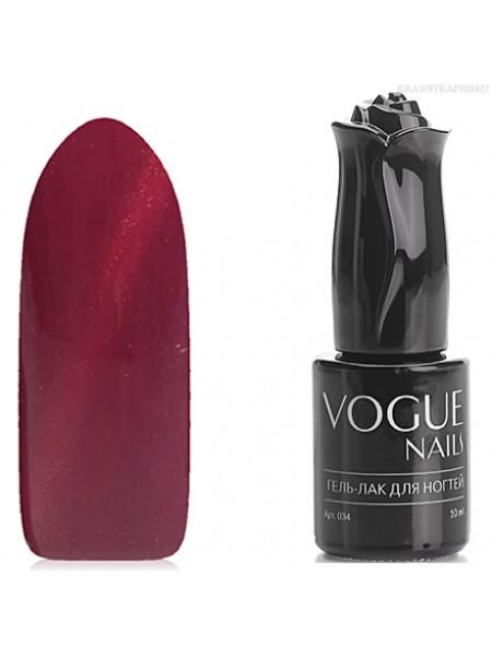 """Гель-лак Кошачий глаз Афродита """"Vogue nails"""" №046 10мл"""