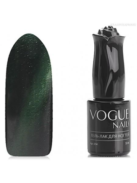 """Гель-лак Кошачий глаз Венера """"Vogue nails"""" №037 10мл"""