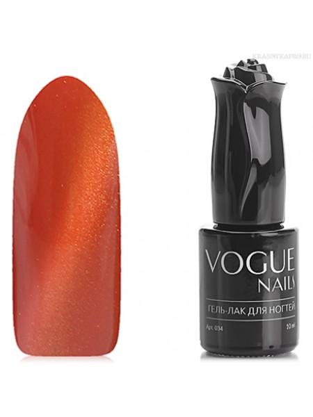 """Гель-лак Кошачий глаз Артемида """"Vogue nails"""" №051 10мл"""